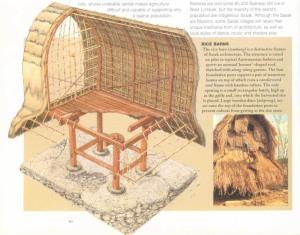 lumbung suku sasak